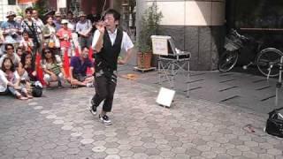 Most Incredible Street Performer EVER! Japanese Yo-Yo Master Naoto