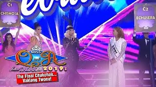It's Showtime Miss Q & A Grand Finals: Ayesha and Czedy battle it out in Debattle