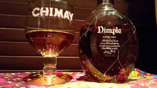 Dimple 15 year old Whiskey