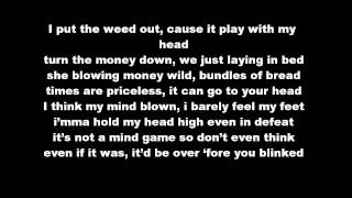 Rick Ross ft Kelly Rowland- Mine Games Lyrics