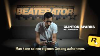 Beaterator: Artists Series Video Teil1, Hands-On mit Ice-T, Aventura und weiteren