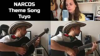 Narcos theme song cover (Tuyo - Rodrigo Amarante)