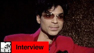 """Prince on Music's """"Blessing"""" in 2004   MTV News"""