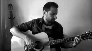 Btzakarak - Fairouz (Autumn Leaves) Guitar Cover By Hnein Sehnawi - بتذكرك فيروز