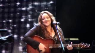Ana Carolina medley (...Aqui / A cançao / Nada pra mim...) live in Milano