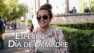 Entrevista en la calle - Día de las Madres
