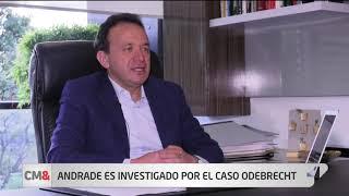 Andrade pide que el fiscal general sea apartado de su caso