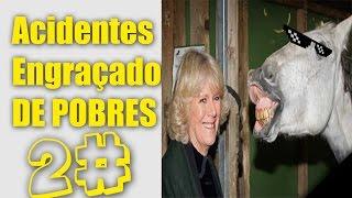 ACIDENTES ENGRAÇADOS - NARRADOS PELO GOOGLE TRADUTOR