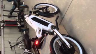 STEALTH BOMBER ELECTRIC BIKE FOR SALE!!!