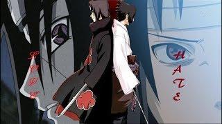YoungBoy NBA- No Smoke{AMV}. Itachi vs Sasuke