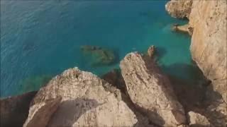 Kathisma beach_Lefkada island Phantom 3 Greece |HD|