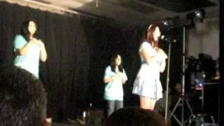Abigail Garcia Singing Listen to Your Heart Techno Remix