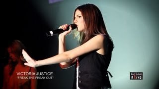 "Victoria Justice ""Freak The Freak Out"""