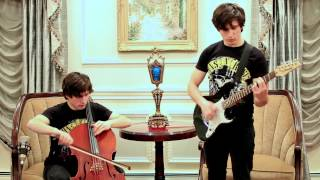 Cello vs. Guitar Battle