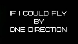 One Direction - If I Could Fly (guitar cover)