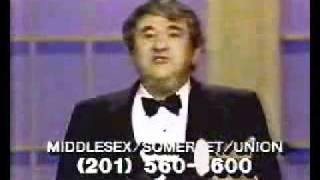 Buddy Hackett On The 1983 Jerry Lewis Telethon