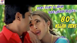 Rasa Rasa Unna Vachirukken     ராசா ராசா உன்ன     Hariharan, Chithra   Love Melody Duet H D Song width=