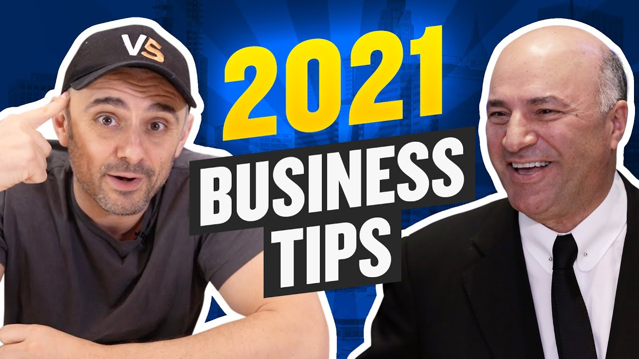 Kevin O' Leary : What Small Businesses must do to Stay alive in 2021