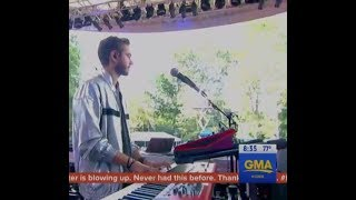 Zedd & Liam Payne - Get Low (Live at Good Morning America)