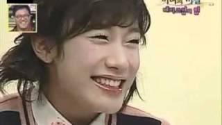090404 Minhwan turns into a girl. [ENGSUB]