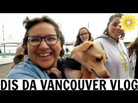 CELEBRATING LINDSEY'S B-DAY IN VANCOUVER | ROAD TRIP VLOG #4