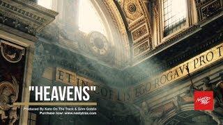 """""""Heavens"""" - Joyner Lucas/Logic Type Beat - Bouncy Energetic Instrumental"""