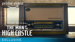 The Man in the High Castle - Resistance Radio Music Video   Amazon Prime Video