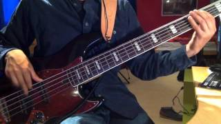 Chris Cornell - You Know My name (Bass Cover)