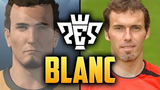 PES 2015 | LAURENT BLANC FACE | CLASSIC PLAYER