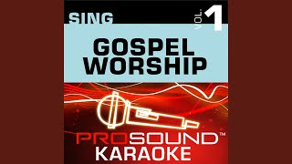 Blessing, Glory And Honor (Karaoke with Background Vocals) (In the Style of Regina Murf and Kim...