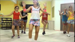 "Matimba - Claudia Leitte ""Coreografia Zumba Fitness"""