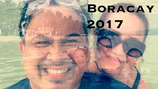This is how you spend a family vacation at BORACAY