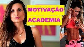 COMO NÃO DESISTIR DA ACADEMIA - Drika Magrafit