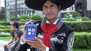 Doctor Who: Invasion Mexico! - Doctor Who World Tour - #DWWorldTour