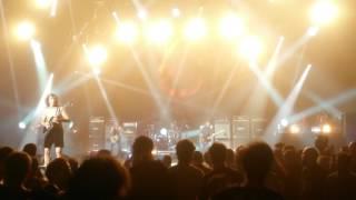 Rock legend AC/DC Paris 18/05/17