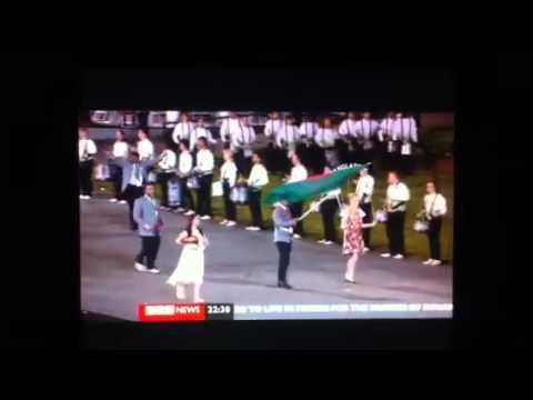 Bangladesh team @ London Olympic 2012