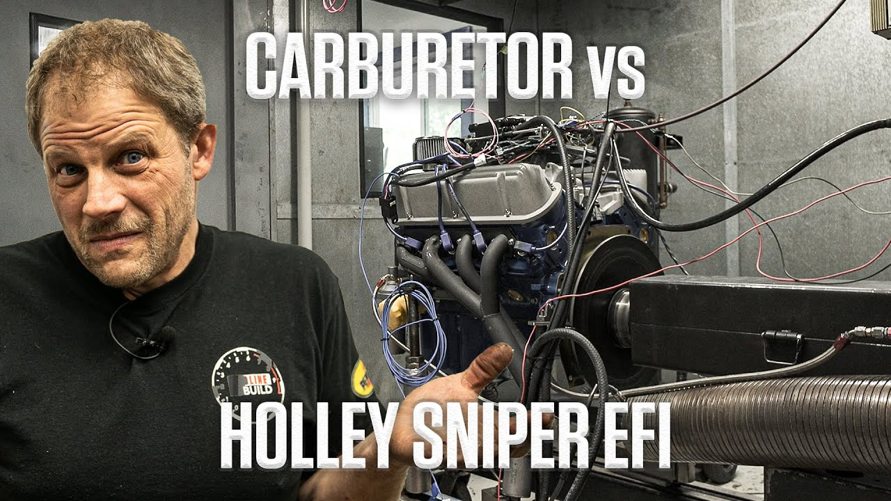 Is a Holley Sniper EFI system really better than a classic carburetor? thumbnail