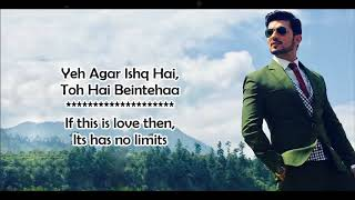 Ishq Mein Mar Jawan   OST Colors   Arjun Bijlani & Alisha Panwar   Lyrical Video With Translation