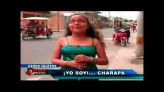 Menina peruana canta Banda Calypso - Xonou Xonou