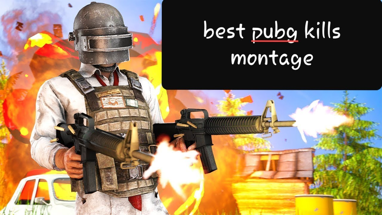 Download thumbnail for Best pubg mobile kills montage #1