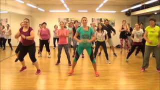 Perfect Strangers (feat. JP Cooper) ZUMBA FITNESS WARMUP - Choreo by Daniela