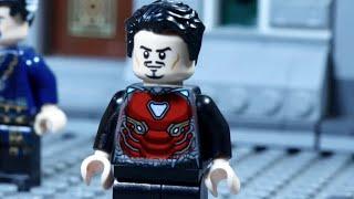 LEGO Avengers Infinity War: Iron Man Mark 50 Suit Up