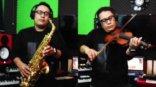 In My Blood - The veronicas (Saxophone and violin Cover)