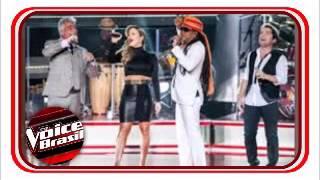 Técnicos - Não Quero Dinheiro Só Quero Amar - (The Voice Brasil - Primeira Temporada)