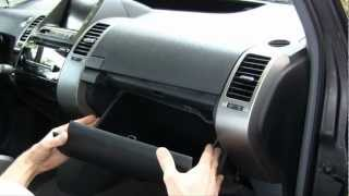 How to Change a Prius Cabin Air Filter - In 5 Minutes!