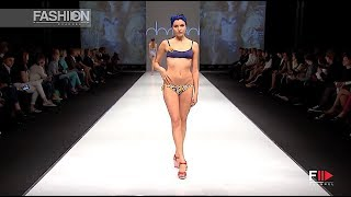 DOMANI - BLUE LIGHT INTIMODA Spring 2015 CP Moscow - Fashion Channel