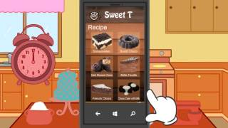 Window Apps - Sweet T promo video