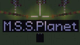 「M.S.S.Planet -8bit ver.-」をMinecraftで演奏してみた【音源配布】