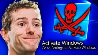 Why Does Linus Pirate Windows?? width=