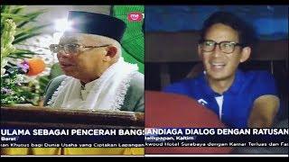 Ma'ruf Amin Hadiri Manaqib Kubro, Sandiaga Sapa Nelayan Balikpapan - SIP 06/01
